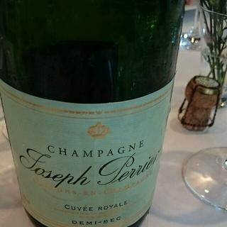 Joseph Perrier Cuvée Royale Demi Sec