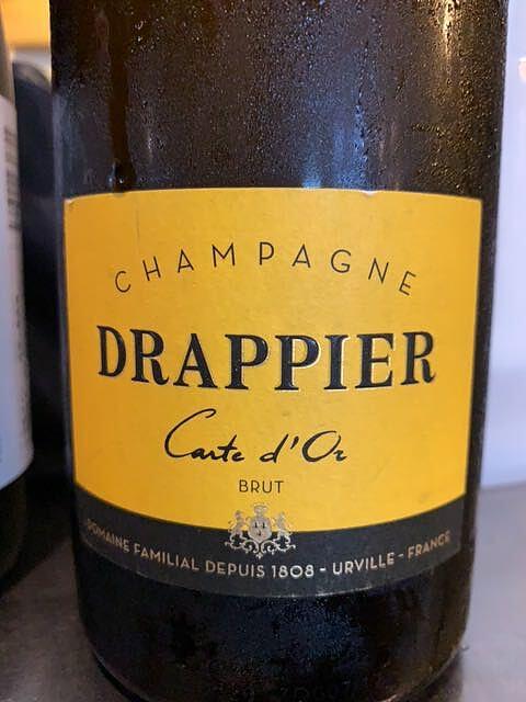 Drappier Carte d'Or(ドラピエ カルト・ドール)