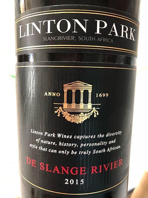 Linton Park De Slange Rivier