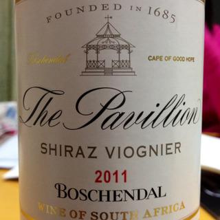 Boschendal The Pavillion Shiraz Viognier
