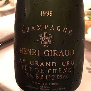 Henri Giraud Aÿ Grand Cru Fût de Chêne Brut Ennéade