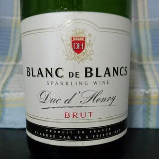 Duc d'Henry Blanc de Blancs Brut