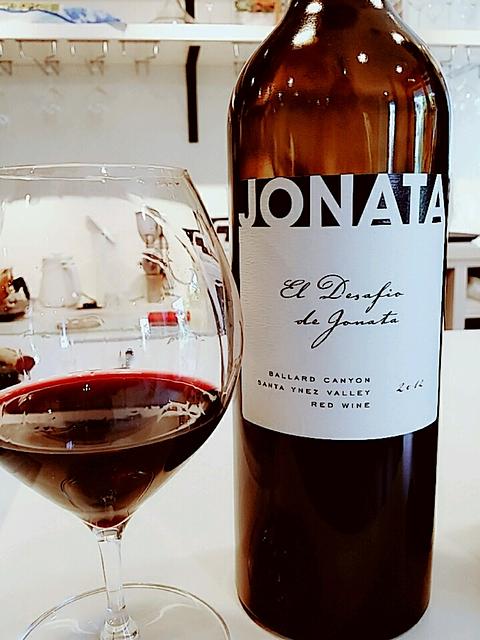 Jonata El Desafio de Jonata 2012(ホナータ エル・デサフィオ・デ・ホナータ)