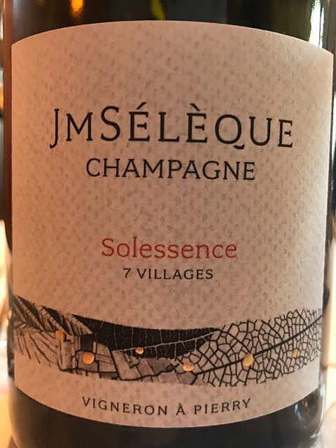 J-M Sélèque Solessence 7 Villages(JM・セレック ソレサンス)