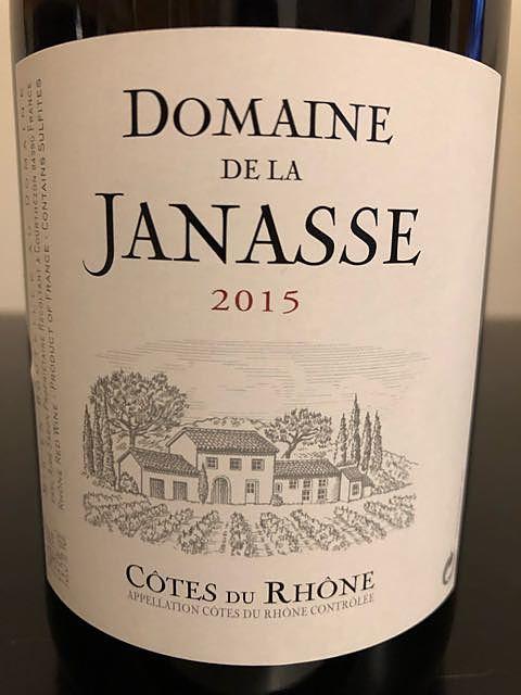 Dom. de la Janasse Côtes du Rhône Rouge