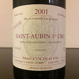 Marc Colin et Fils Saint Aubin 1er Cru