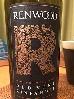 Renwood Premier Old Vine Zinfandel(レンウッド プレミア オールド・ヴァイン・ジンファンデル)