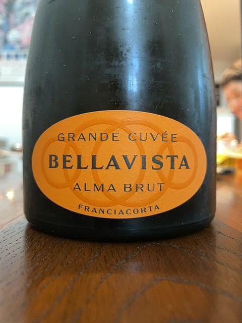 Bellavista Franciacorta Alma(ベッラヴィスタ フランチャコルタ アルマ)