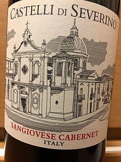 Castelli di Severino Puglia Rosso