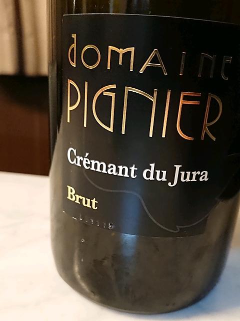 Dom. Pignier Crémant du Jura Brut Blanc