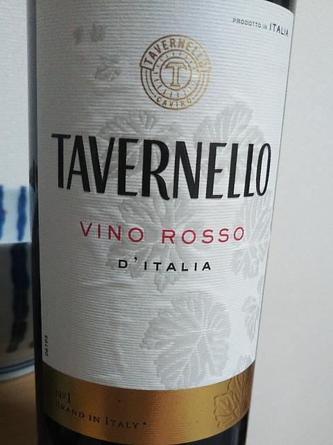Tavernello Vino Rosso