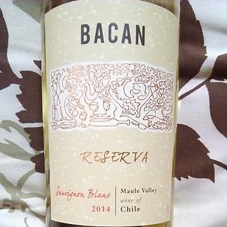 Bacan Sauvignon Blanc Reserva