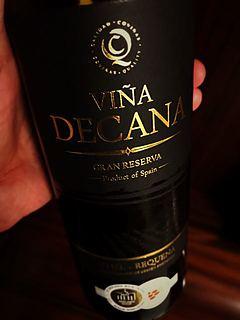 Viña Decana Gran Reserva(ヴィニャ・デカーナ グラン・レゼルヴァ)