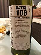 ワインメーカーズ・ノート・バイ・アンドリュー・ピース バッチ・106