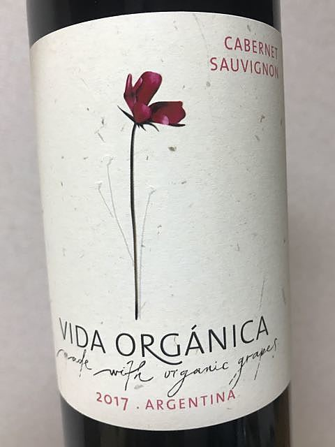 Vida Organica Cabernet Sauvignon(ヴィダ・オーガニカ カベルネ・ソーヴィ二ヨン)