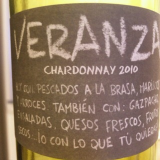 Veranza Chardonnay