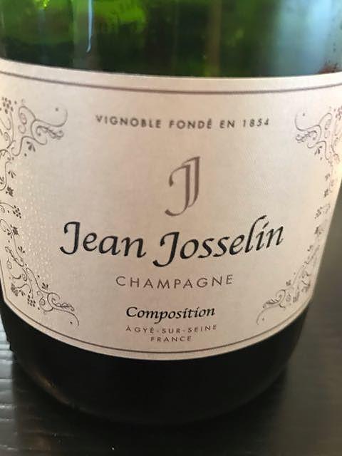 Jean Josselin Composition(ジャン・ジョスラン コンポジション)