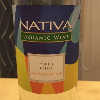 Nativa Organic Wine Gewürztraminer