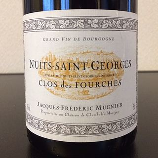 Jacques Frédéric Mugnier Nuits Saint Georges 1er Cru Clos des Fourches