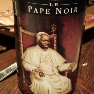 Le Pape Noir