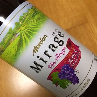 メルシャン Mirage Vin Rouge