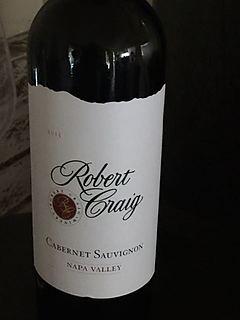Robert Craig Napa Valley Cabernet Sauvignon