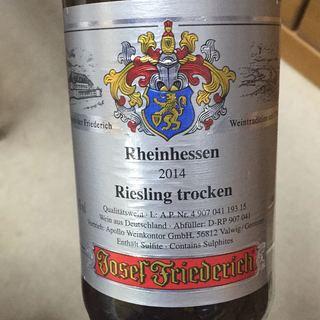 Josef Friederich Riesling Troken