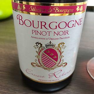 Ernest Robert Bourgogne Pinot Noir