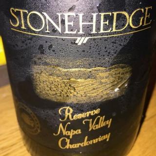 Stonehedge Reserve Napa Valley Chardonnay
