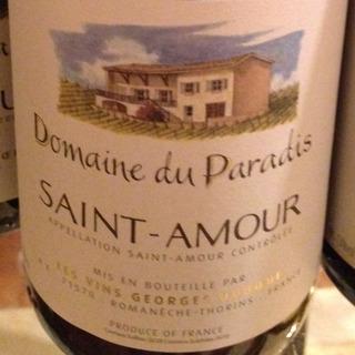 Dom. du Paradis Saint Amour