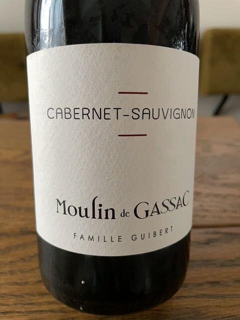 Moulin de Gassac Cabernet Sauvignon(ムーラン・ド・ガサック カベルネ・ソーヴィニヨン)