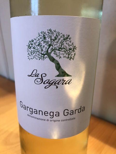 La Sogara Garganega Garda(ラ・ソガラ ガルガーネガ ガルダ)
