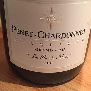 Penet Chardonnet Grand Cru Les Blanches Voies