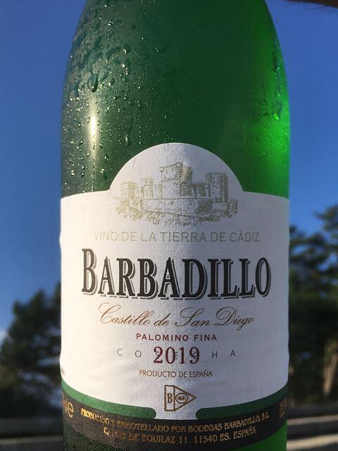Antonio Barbadillo Castillo de San Diego(アントニオ・バルバディージョ カスティージョ・デ・サン・ディエゴ)