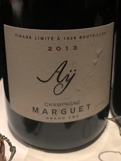 Champagne Marguet Aÿ Grand Cru(シャンパーニュ・マルゲ アイ グラン・クリュ)
