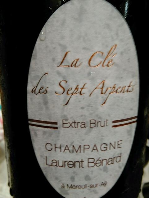 Laurent Bénard La Clé des Sept Arpents Extra Brut
