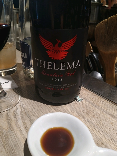 Thelema Mountain Red 2015(セレマ マウンテン・レッド)