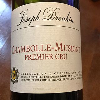 Joseph Drouhin Chambolle Musigny 1er Cru