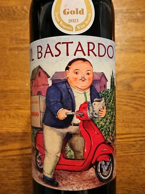 Il Bastardo Vino Rosso(イル・バスタルド ヴィーノ・ロッソ)