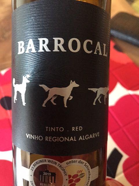 Barrocal Tinto