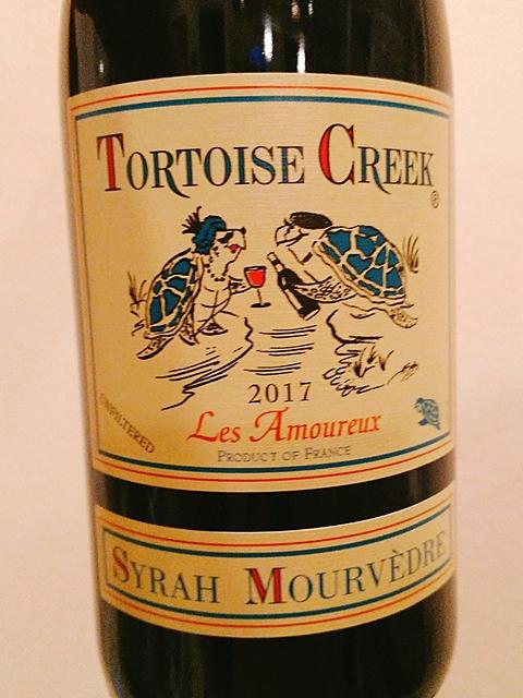 Tortoise Creek Les Amoureux Syrah Mourvèdre(トートワーズ・クリーク レ・ザムルー シラー ムールヴェードル)