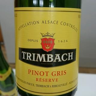 Trimbach Pinot Gris Réserve