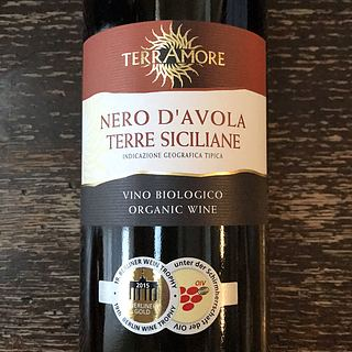 Terramore Nero d'Avola Terre Siciliane