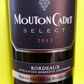 Mouton Cadet Select Rouge
