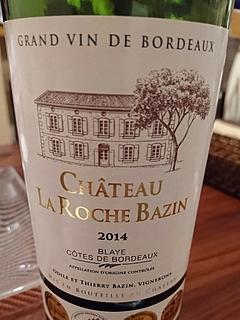 Ch. La Roche Bazin(シャトー・ラ・ロッシュ・バザン)