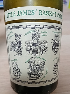 Saint Cosme Little James' Basket Press White