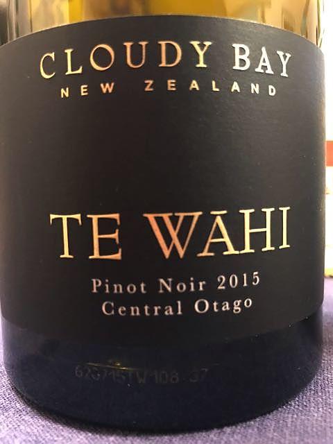 Cloudy Bay Te Wahi