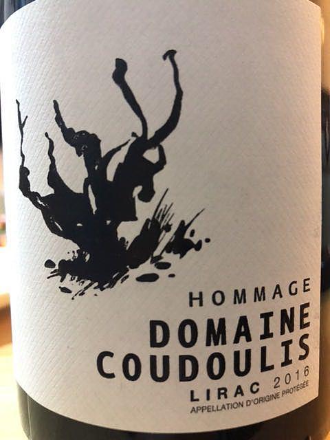 Dom. Coudoulis Lirac Hommage