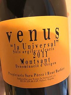 Venus la Universal 2011(ベヌス・ラ・ウニベルサル)