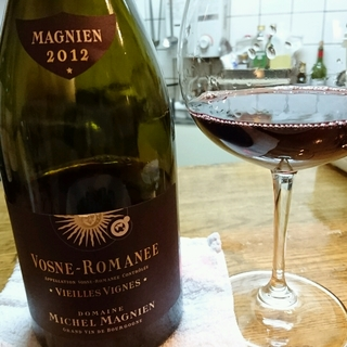 Dom. Michel Magnien Vosne Romanée Vieilles Vignes